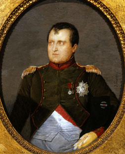 """Napoléon in Uniform"""
