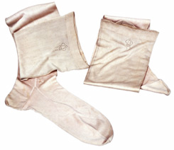 Napol�on�s stockings worn on St. Helena