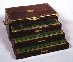General Henri-Gratien Bertrand's box