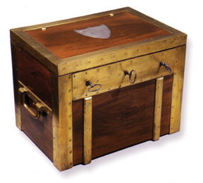 Strongbox of King Joseph of Spain